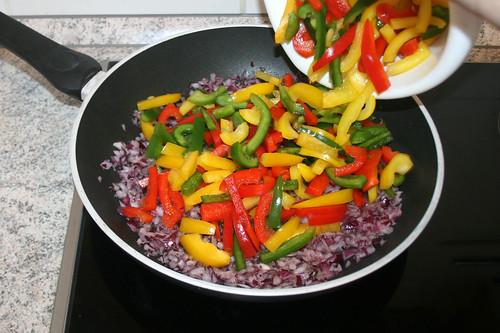 20 - Paprika hinzufügen / Add bell pepper