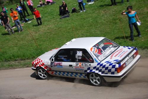 XIV Rallysprint de Azpeitia 2013