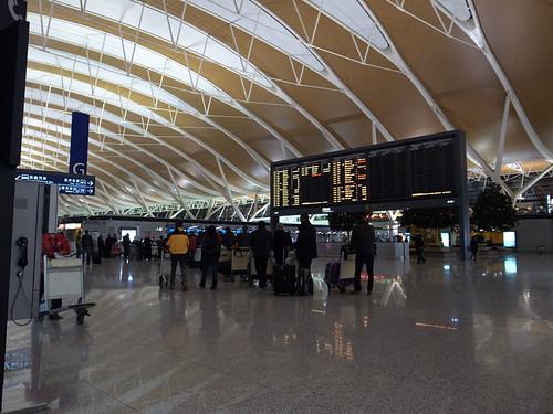 上海浦東国際空港/ Shanghai Pudong International Airport