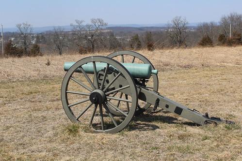 1ST Maryland battery