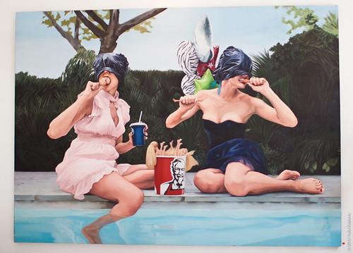 Toto Fernandez - Galeria Vertice - ART Lima