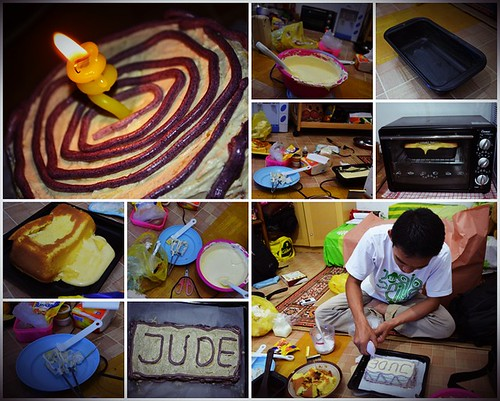 Kue Untuk Jude