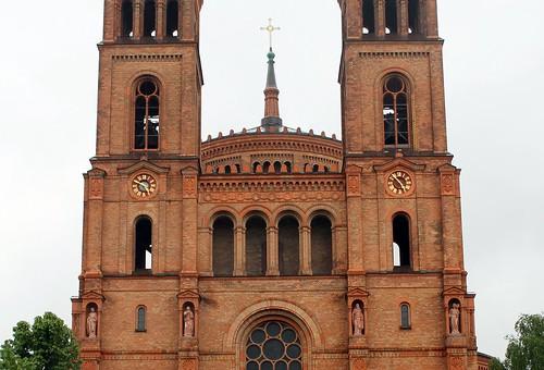 церковь святого фомы в берлине