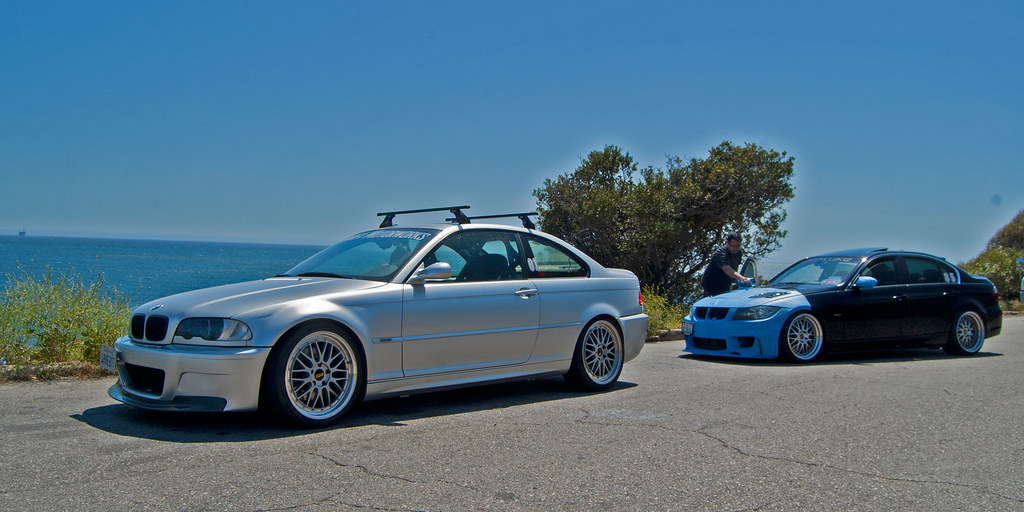 Swift Motorworks E46 and Marvin's E90