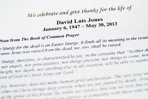 David Luis Jones