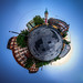 Little Planet, Darmstadt, Friedensplatz
