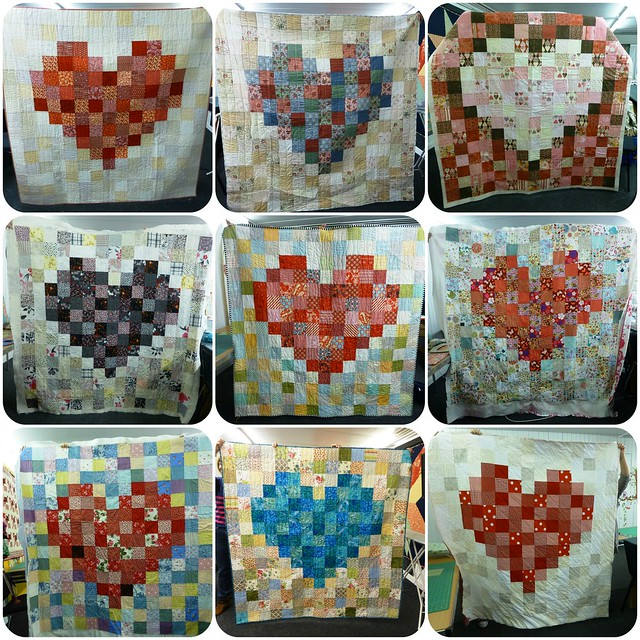 Pixelated Heart Class Oct13