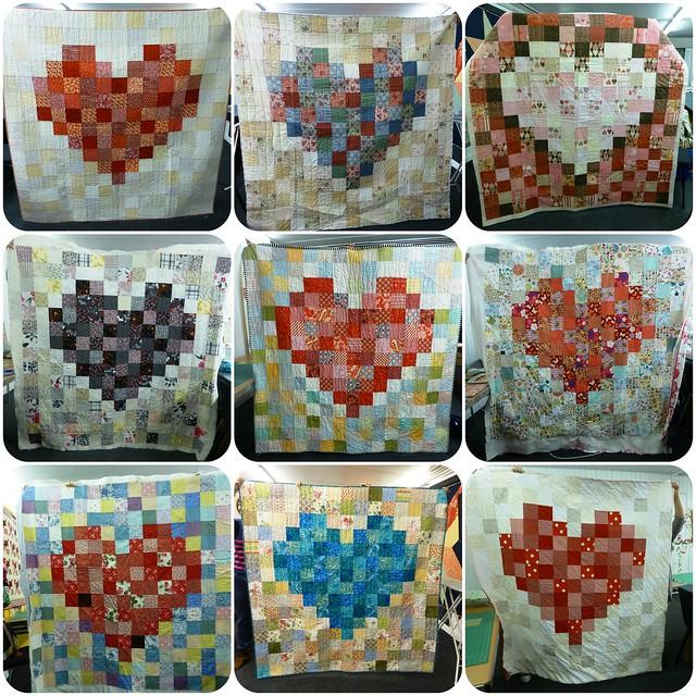 Pixelated Heart Class Oct13