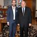 Secretary General Receives Mayor of Nuevo Cuscatlán