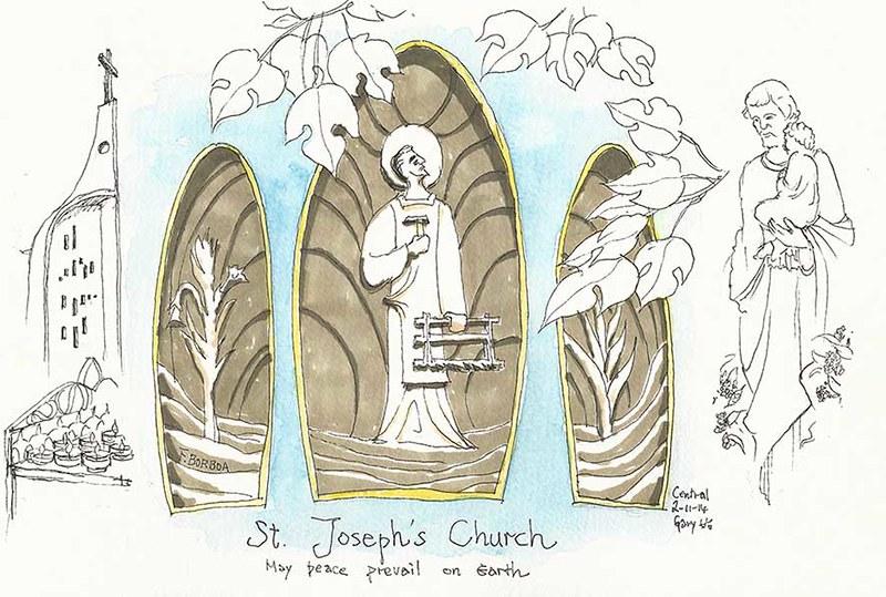 St Joseph's Church, Central
