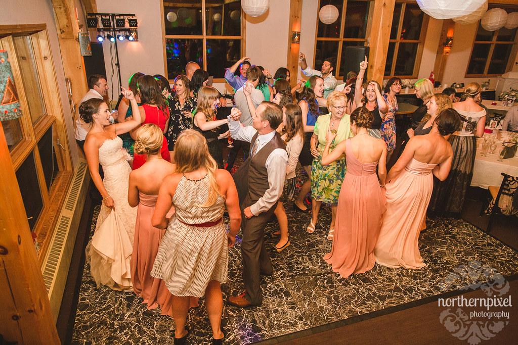 Melissa & Troy's Wedding Reception