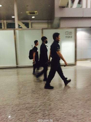 Big Bang - Guangzhou Airport - 01jun2015 - Sharon-TG - 04