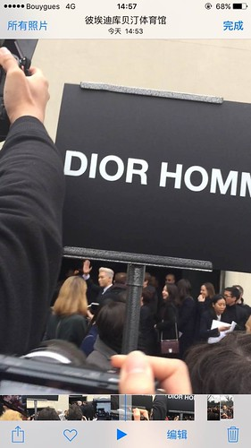 TOP - Dior Homme Fashion Show - 23jan2016 - K_TG_NamKyu - 03