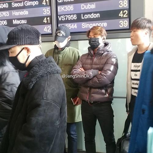 Big Bang - Beijing Airport - 31dec2015 - JangShinOk_ - 05