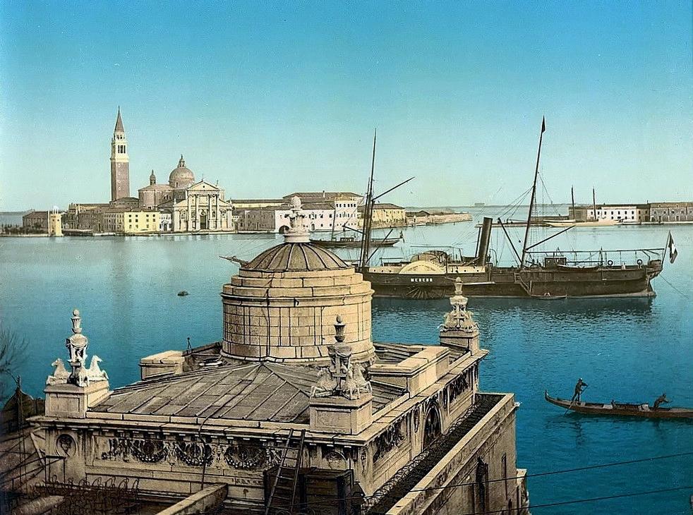 Harbor, Venice, Italy