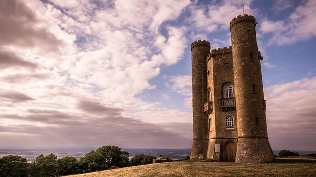 The Broadway tower - Broadway, United Kingdom - Travel photography