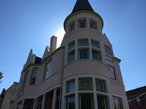 The Pink Palace, St. James Court