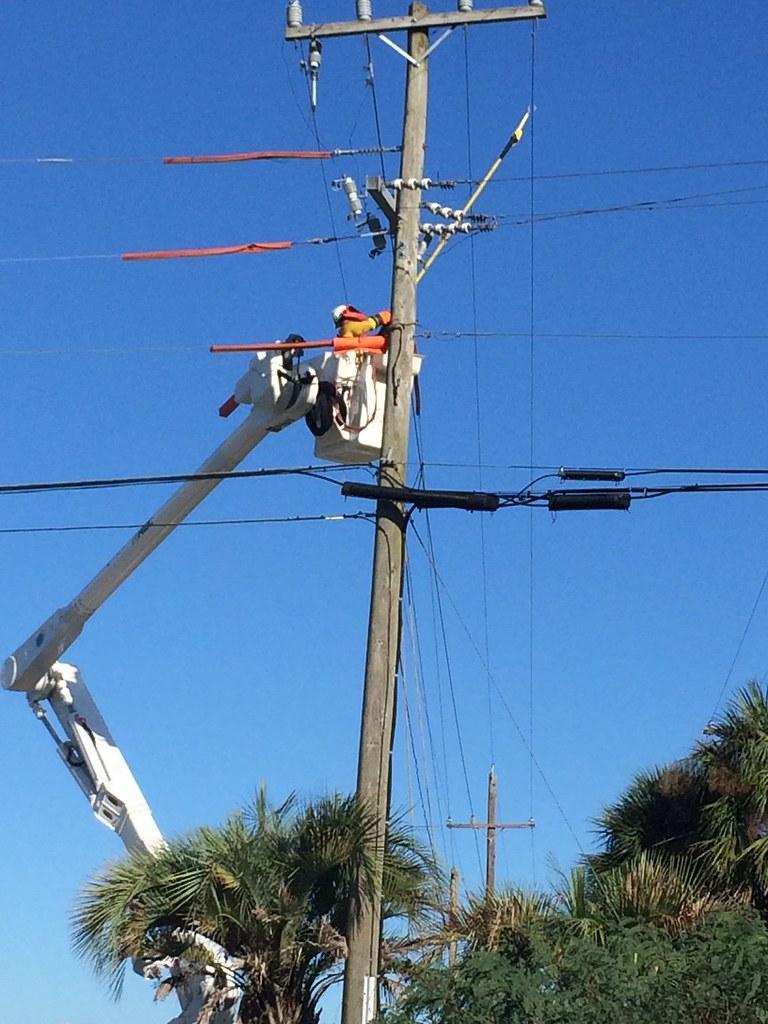 Replacing transformer in Yulee FL