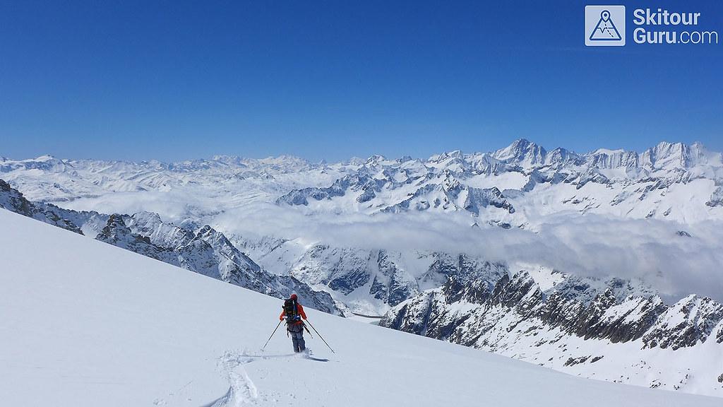 Diechterhorn (day 3, h.r. Swiss Glacier) Urner Alpen Schweiz foto 18