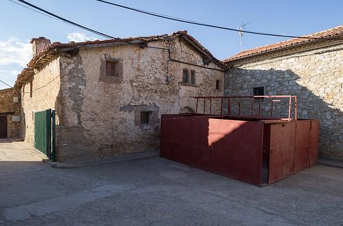 casa antigua y corral, Jabaloyas (Teruel)