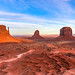 The Mittens Monument Valley by s.bailie66