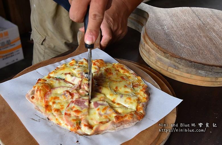 宜蘭安平冰店窯烤披薩DIY25