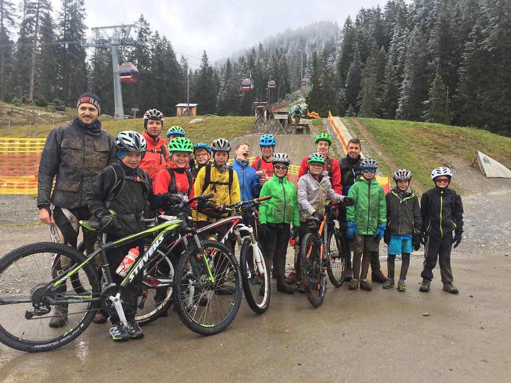 Jugendsport Lager Lenzerheide 2016