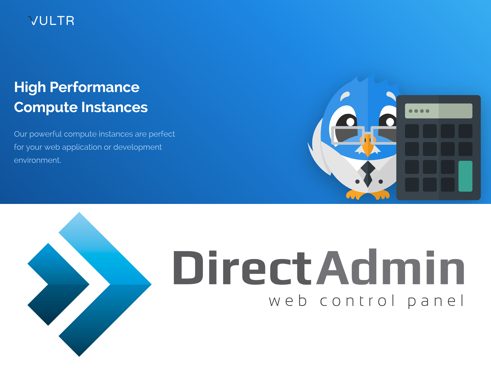 How to setup DirectAdmin on Vultr cloud server