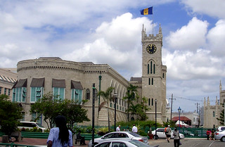Bridgetown - Parliament (West Wing)