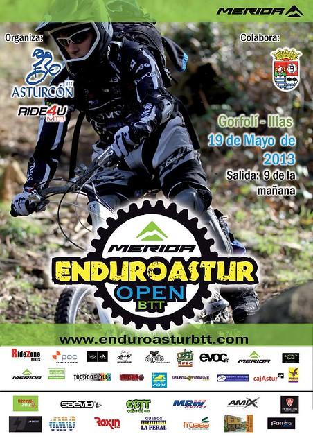 Open EnduroAstur BTT 2013 - Illas Gorfoli