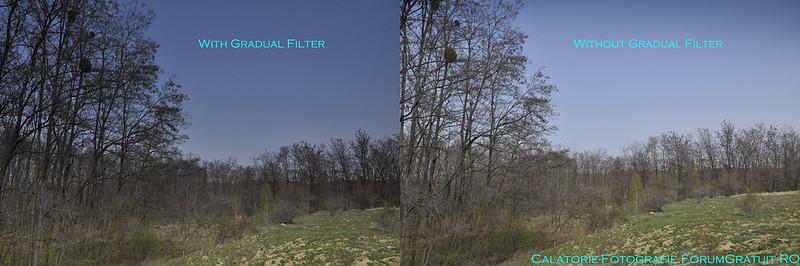 Cerul și pământul, fotografiate corect dintr-o singură expunere cu ajutorul fltrelor degrade pe sistem Cokin 8710190883_213622a651_c