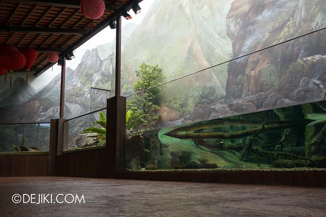 River Safari - Yangtze River / Yangtze Alligator 2