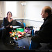 Delain - Interview @ Fortarock XL 2013 - Goffertpark (Nijmegen) 01/06/2013