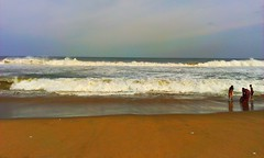 Choppy, Besant Nagar/Eliot's Beach, Chennai