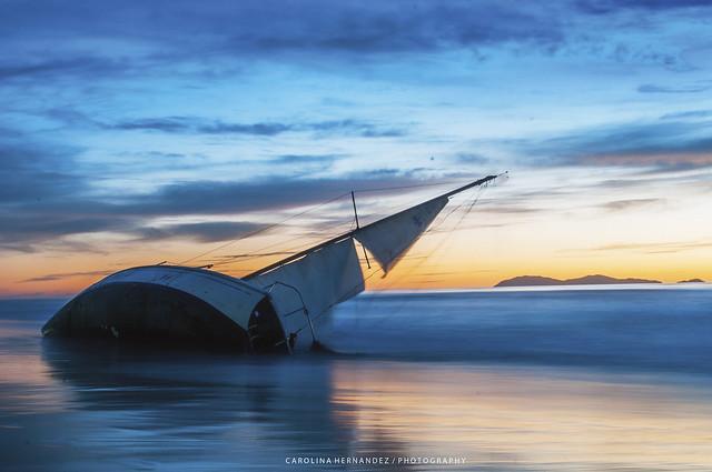 velero..playas de tijuana