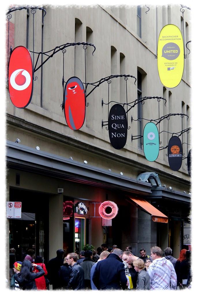 DEGRAVES STREET MELBOURNE ©