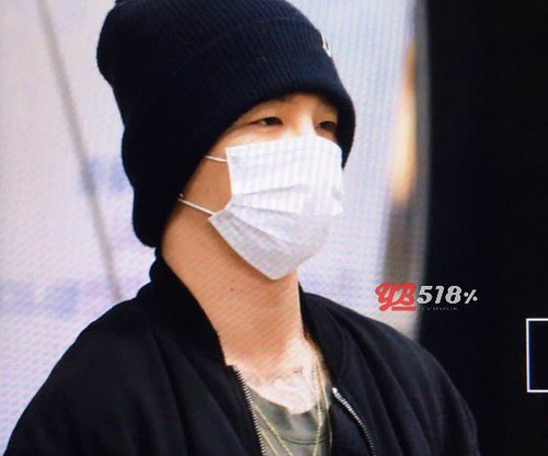Big Bang - Incheon Airport - 03dec2015 - YB 518 - 01