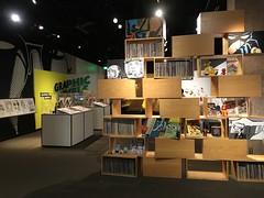 Comics exhibition