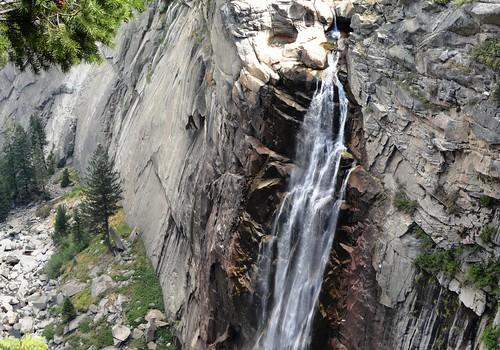 Illilouette Falls, Yosemite National Park, California. Courtesy of Fabio Achilli