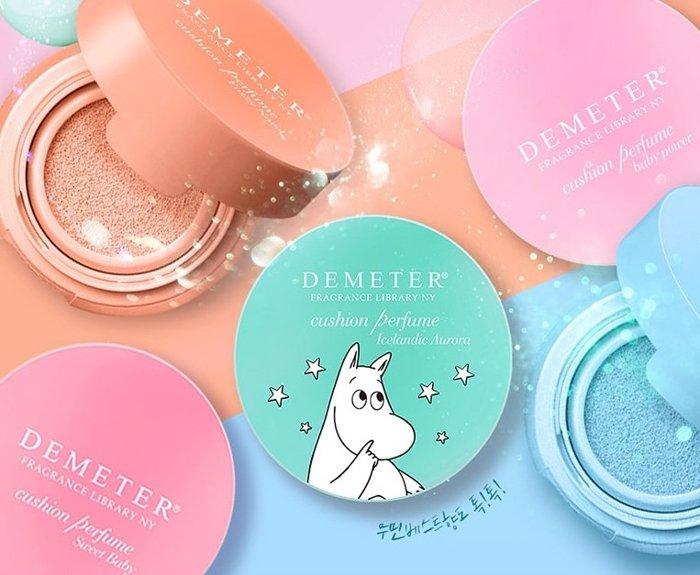Demeter  嚕嚕米-限量款氣墊香水1
