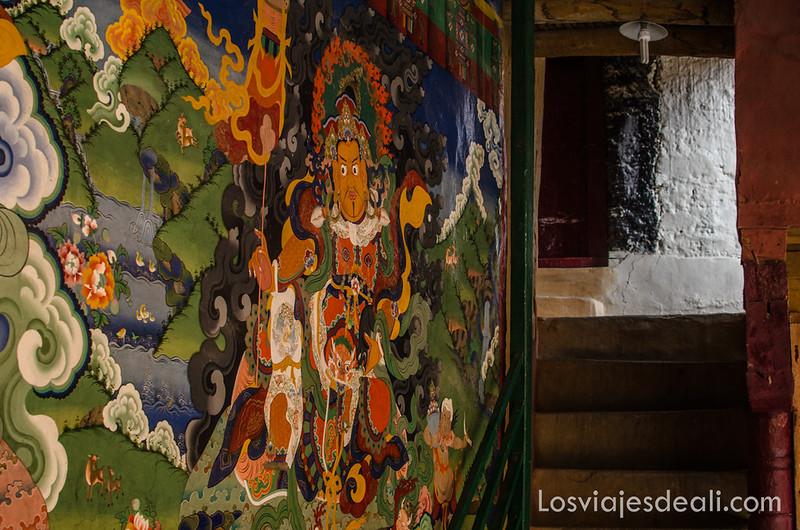 monasterio de Lamayuru