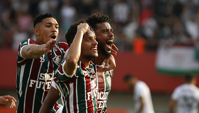 Fluminense x Figueirense  - 03/09/2016