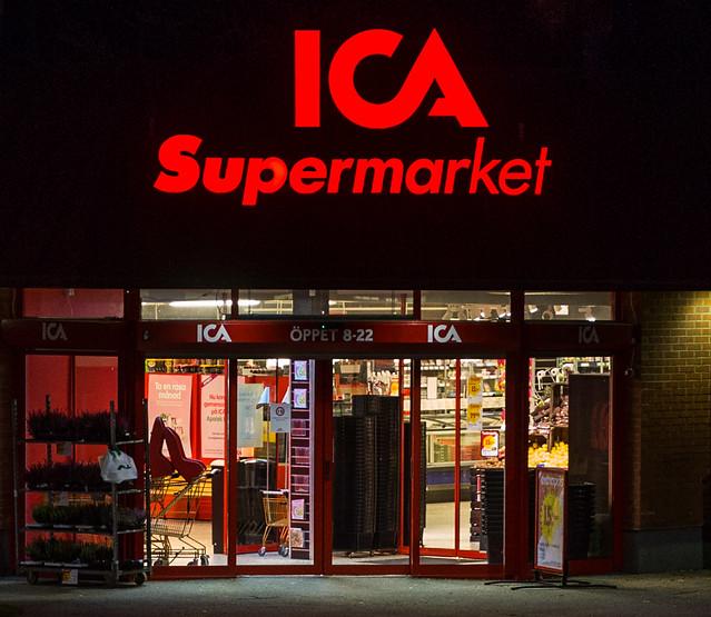 Ica Supermarket 21.36