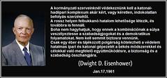 Dwight D. Eisenhower - Farewell Address
