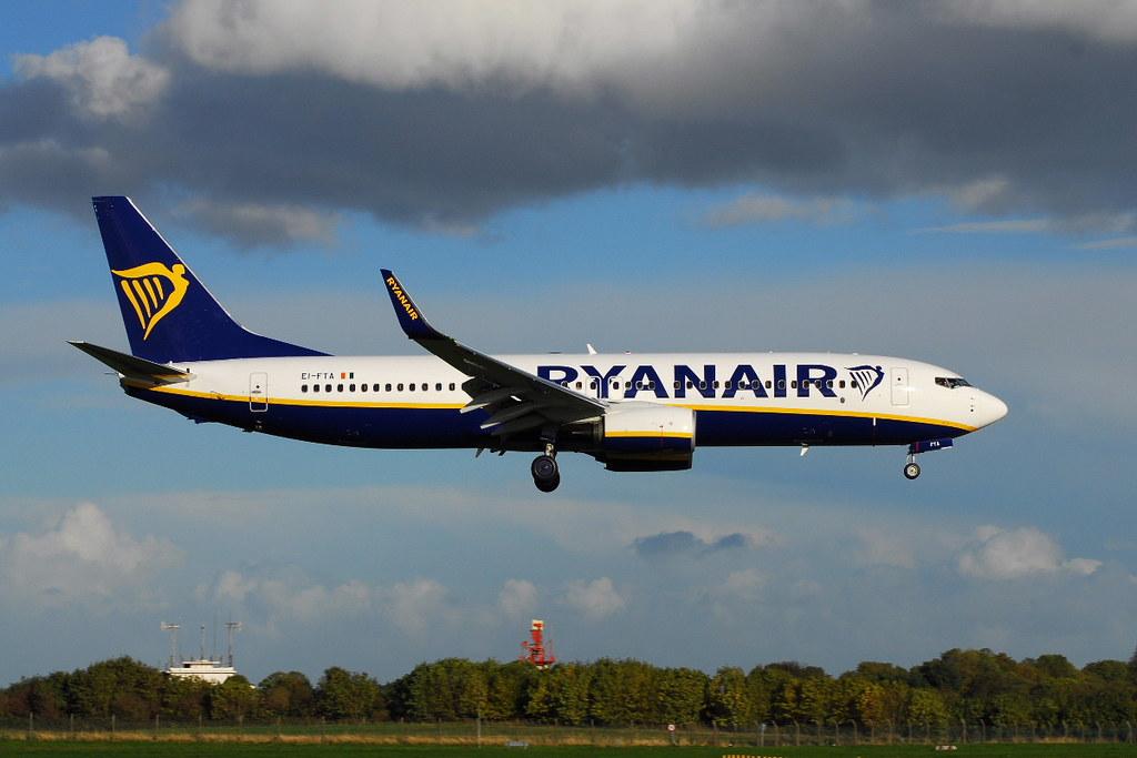 EI-FTA - B738 - Ryanair