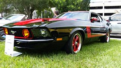 1972 Ford Mustang Custom (2005 modifications)
