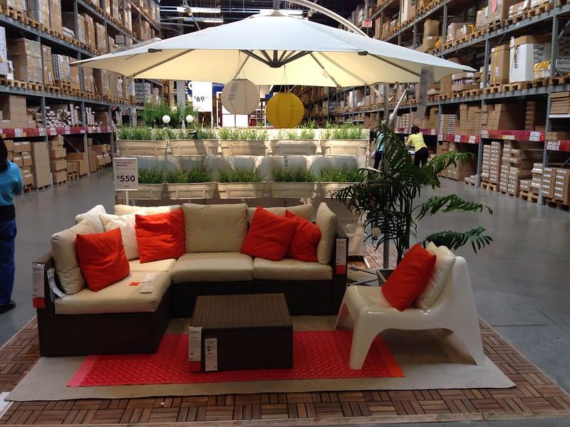 Ikea Balcony Furniture Options
