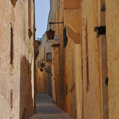 Alley, Mdina