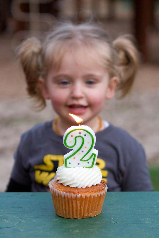 Vivi's Second Birthday