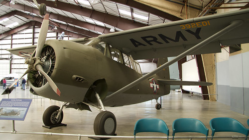 Curtiss O-52 Owl, 1939 observation aircraft